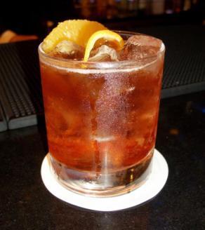 Gangsta cocktail
