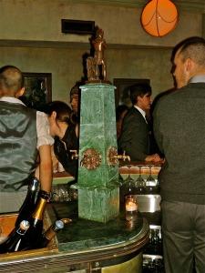 Maison Premiere absinthe fountain