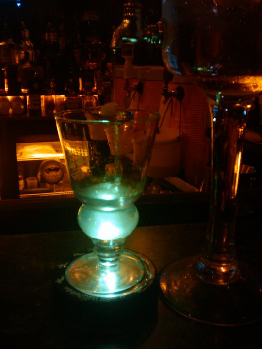 AbsintheatPiratesAlleyinNOLA