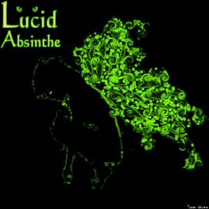 Lucid Absinthe artwork