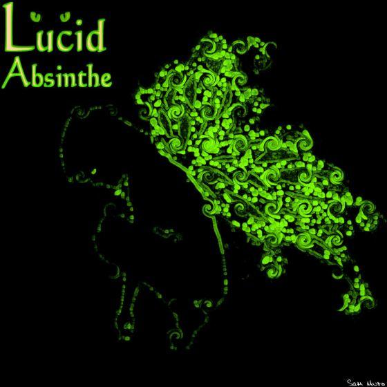 Lucid Absinthe artwork