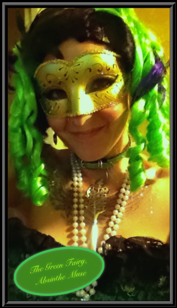 The Green Fairy Absinthe Muse