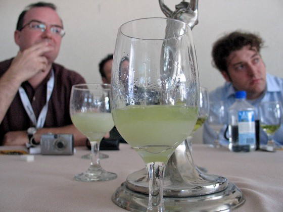 absinthe louche