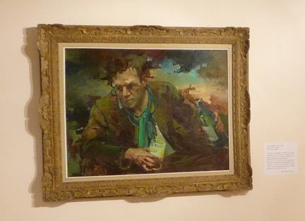Le buveur d'absinthe, Jean d'ESPARBÈS (1898-1968), 2