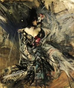 Giovanni Boldini, Spanish Dancer at the Moulin Rouge