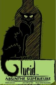 lucid absinthe kitty