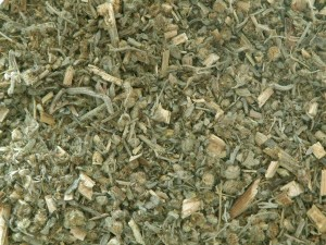 wormwood dried