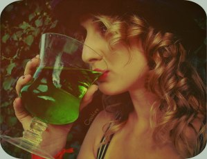 Absinthe_Girl__by_c0_0kies