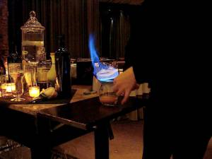 flaming-absinthe