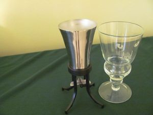 Lucid Absinthe balancier & glass
