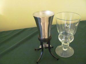 Lucid Absinthe balancier & glass