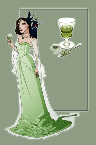 absinthe by Carbonoid