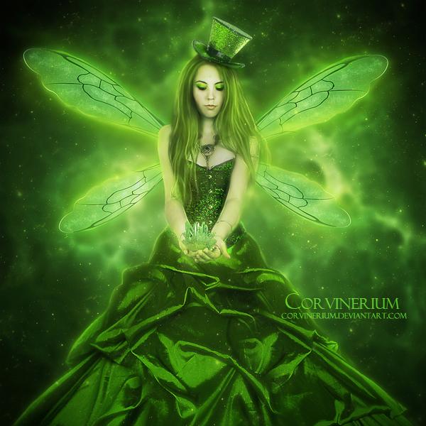 Absinthe fairy eurotrip