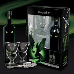 lucid absinthe gift set 2