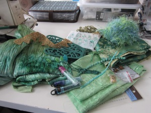 Making the Green Fairy 1
