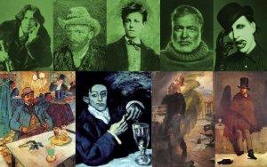 absinthe artists