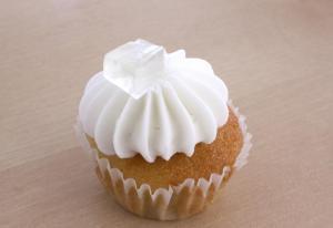 absinthe cupcake