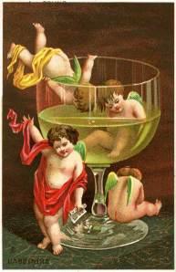absinthe cupids