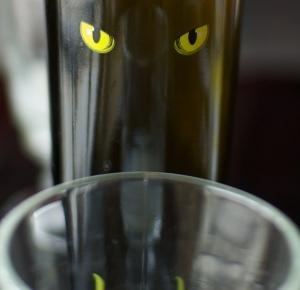 lucid absinthe close up