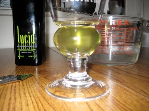 Lucid Absinthe measurement