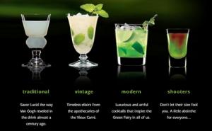lucid cocktails